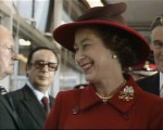 Queen's Visit to Pebble Mill