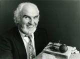 John King with Award - photos from Gail Herbert