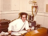 Radio Birmingham, Pete Simpkin - photo from Annie Gumbley