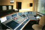 Studio C, Calrec Sound Desk - Peter Poole