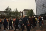 Children in Need walk through Birmingham