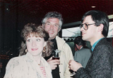 Bob Langley, David Lancaster, Maggy Whitehouse