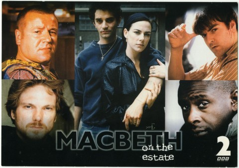 Macbeth TX card