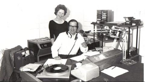 Pete Simpkin Studio 3 1979