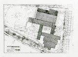 Pebble Mill site plan 1963 - John Madin