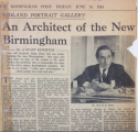 John Madin - Architect for a New Birmingham