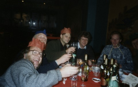 Ian Bellion, Peter Gower, Charles White, John Rosser, Mike Duxbury