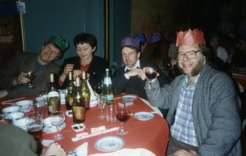 Jonathan Birkett, Victoria Trow, Roger Mulliner, Ian Bellion