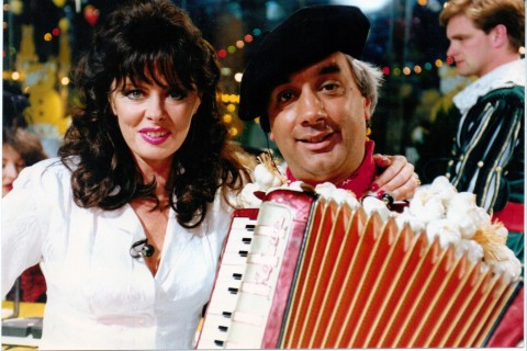 CIN Vicki Michelle of Allo Allo MM