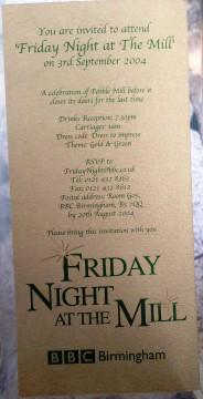 Friday Night at the Mill 2 VB