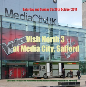 Poster for Salford Exhibition