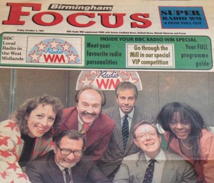 Birmingham Focus, Jenny Wilkes, Gordon Astley, Paul Brighton, Ed Doolan, Tony Butler, Pat de Whalley
