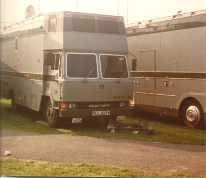 CMCR40 Chester Races 1985