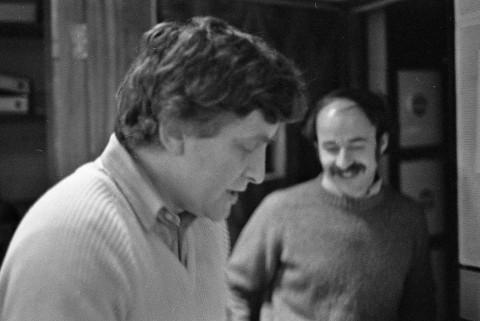 John Bland and Dave Baumber PP