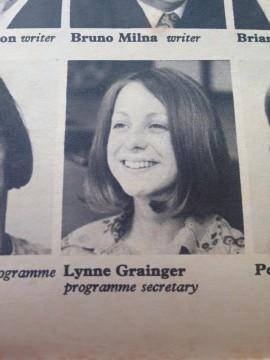 Lynne Grainger, Borchester Echo 1970 DC