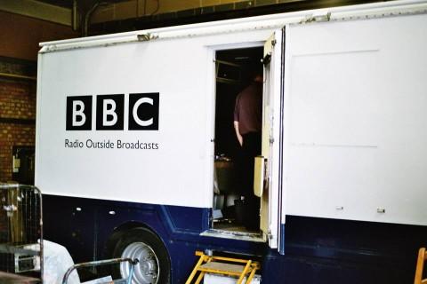 Radio OB truck 1 MF