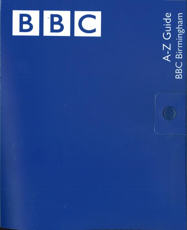 A-Z BBC Birmingham