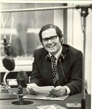 Radio Producer, Pete Simpkin.