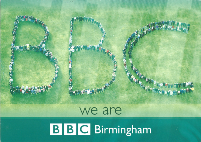 We are BBC Birmingham