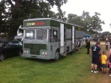 CMCR9 on display at Astle Park, 8/9th Aug