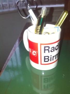 Radio Birmingham mug PS