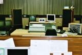 Radio Studio 3 Control Room