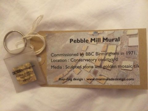 Pebble Mill Mural Suzie Curtlin