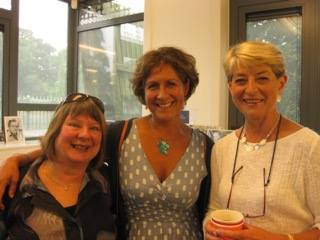 Jane Ward, Mary Sanchez, Kay Alexander MC