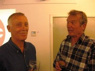 Pete Shannon, Gary Hudson MC