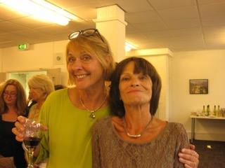 Sue Beardsmore, Maureen Carter MC