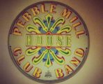 Pebble Mill Club House Band - Front Drum Head