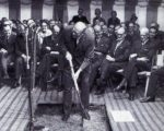 Cutting of the First Sod - 50th Anniversary