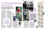 50 years of Gardeners' World