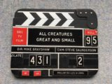 All Creatures Great and Small - last ever episode board