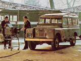 BBC Landrover and Eagle Tower