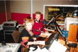 Gyn Freeman and Nicky Steele, Radio WM